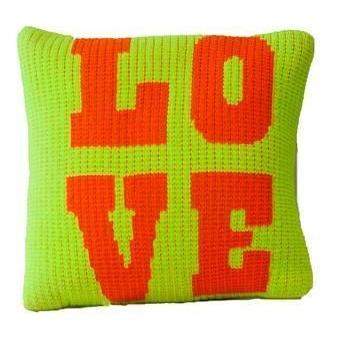LOVE non-personalized Pillow-Pillow-Default-Jack and Jill Boutique