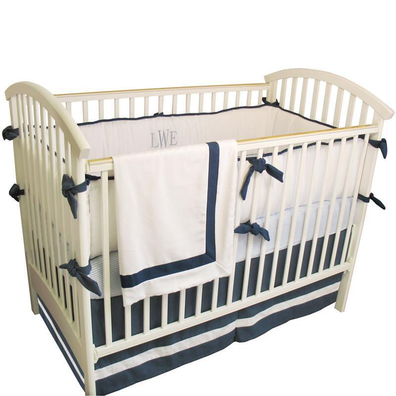 Luke Luxury Baby Bedding Set-Crib Bedding Set-Default-Jack and Jill Boutique