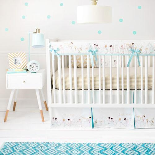 Magic Parade Crib Baby Bedding Set-Crib Bedding Set-Jack and Jill Boutique