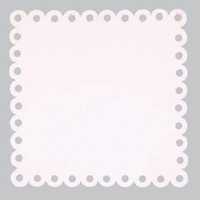 Magnet Board in Pink or White - Multiple Shapes-Magnets and Magnet Boards-Pink-Square-Jack and Jill Boutique