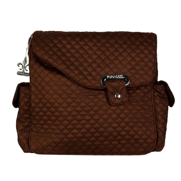 Manhattan Copper Ozz Quilted Diaper Bag Style 2970