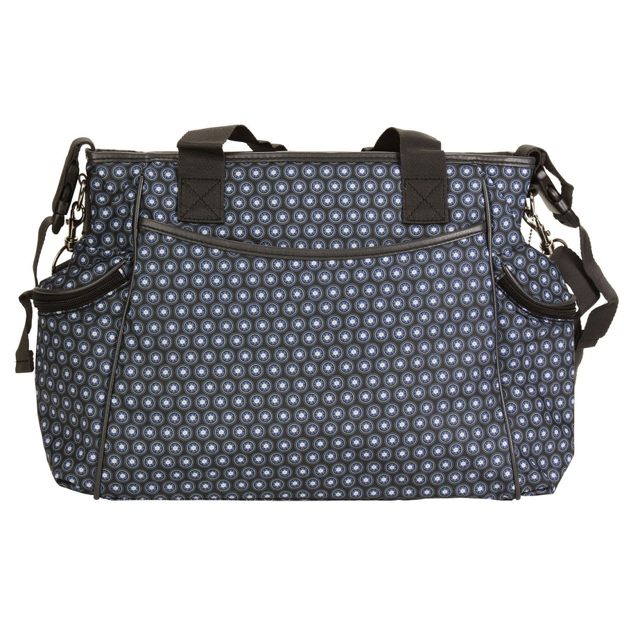 Matte Coated Nola Tote Fantasia Geo Diaper Bag | Style 2994 - Kalencom-Diaper Bags-Default-Jack and Jill Boutique