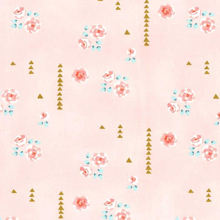 Rosemilk Fabric by the Yard | 100% Cotton-Fabric-Default-Jack and Jill Boutique