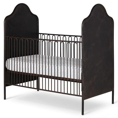 Metal Panel Camel Hump Crib-Crib-Jack and Jill Boutique