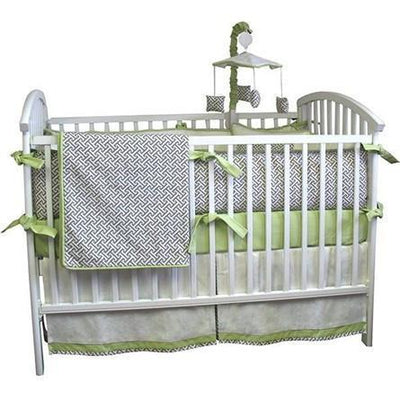 Metro Luxury Baby Bedding Set-Crib Bedding Set-Default-Jack and Jill Boutique