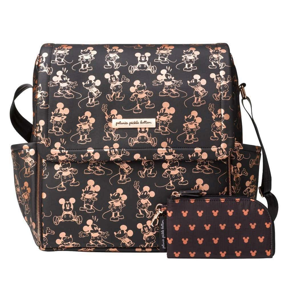 Boxy Backpack in Metallic Mickey Mouse-Disney Magic-Jack and Jill Boutique