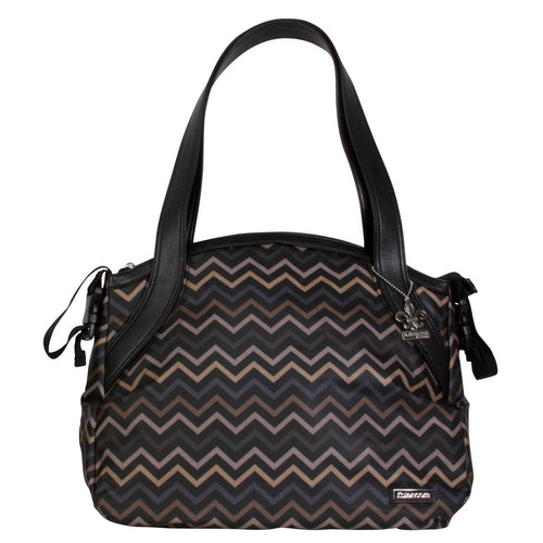 Mini Chevron Sahara Bellisima Diaper Bag | Style 2992 - Kalencom-Diaper Bags-Jack and Jill Boutique