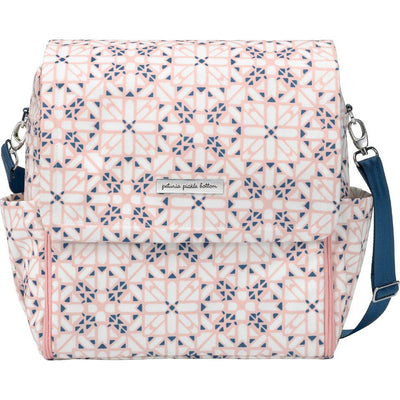 Boxy Backpack Diaper Bags | Petunia Pickle Bottom-Diaper Bags-Alpine Meadows-Jack and Jill Boutique