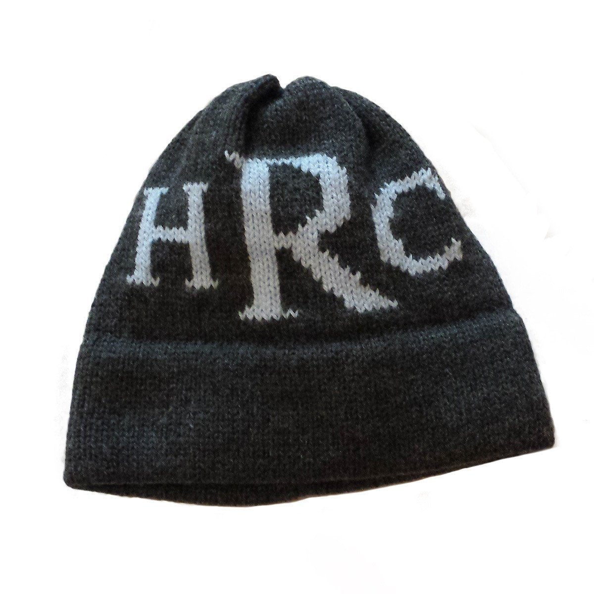 f6b4708e54 Monogram Personalized Knit Hat-Hats-Jack and Jill Boutique