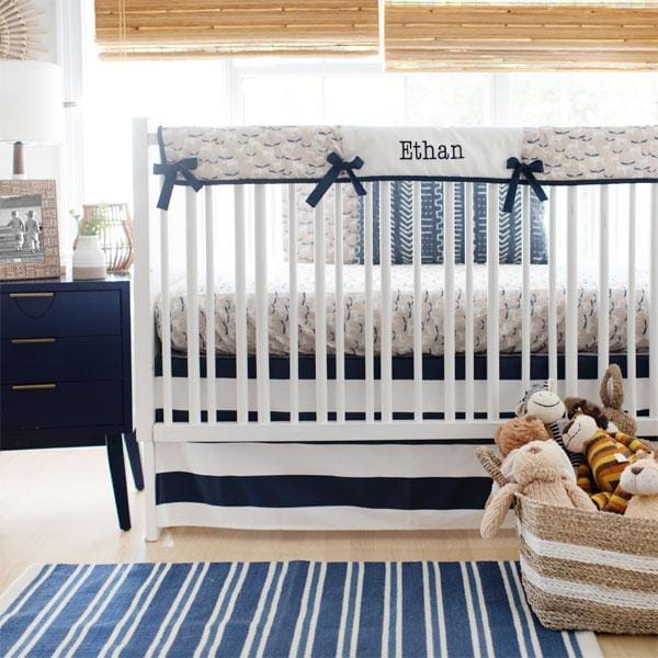 Woodland Bedding Set | Moose Trail-Crib Bedding Set-Jack and Jill Boutique