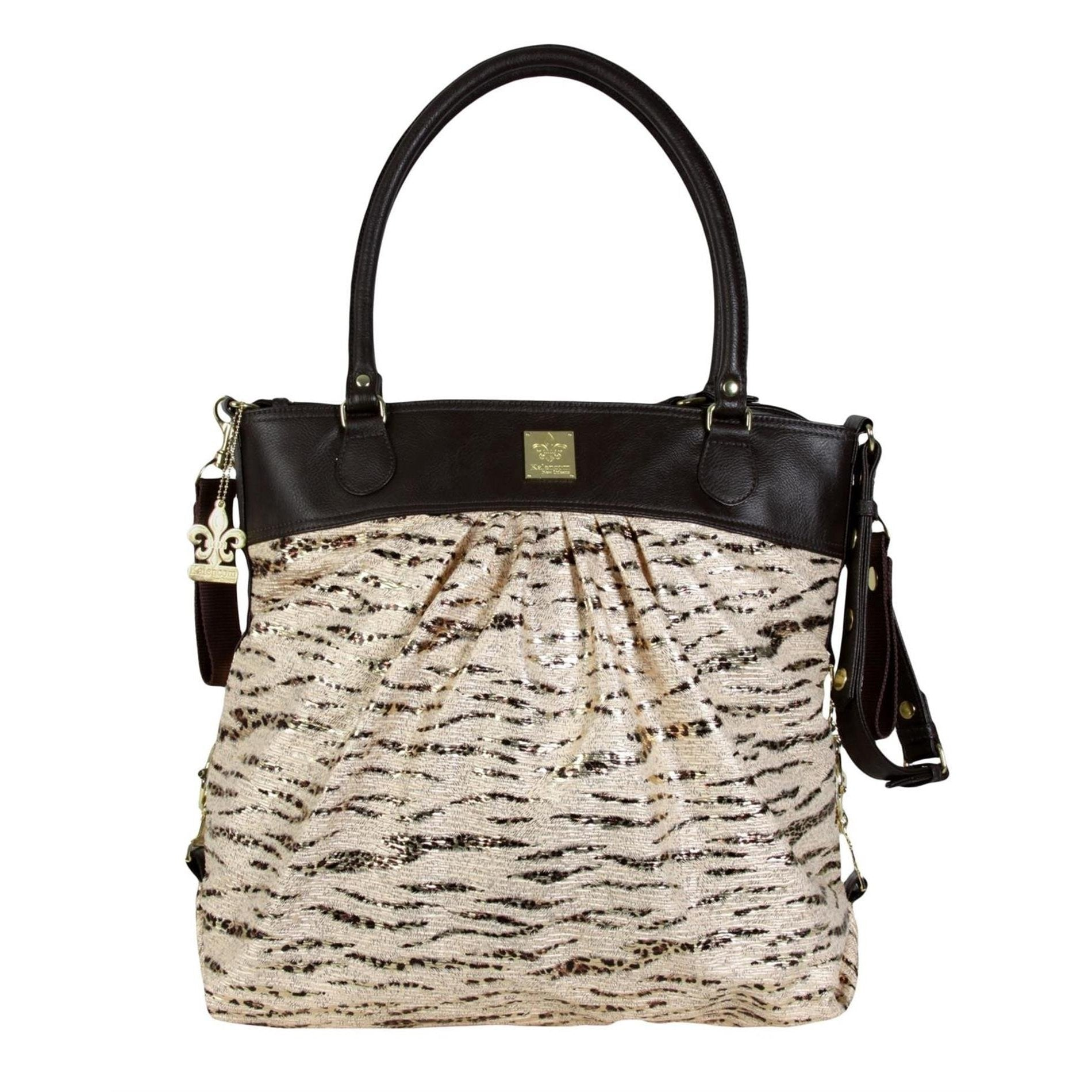 Namibia City Slick - On The Wild Side Diaper Bag | Style 2918 - Kalencom-Diaper Bags-Default-Jack and Jill Boutique