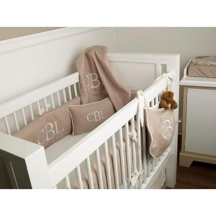 Natural Collection Moses Basket-Moses Basket-Default-Jack and Jill Boutique