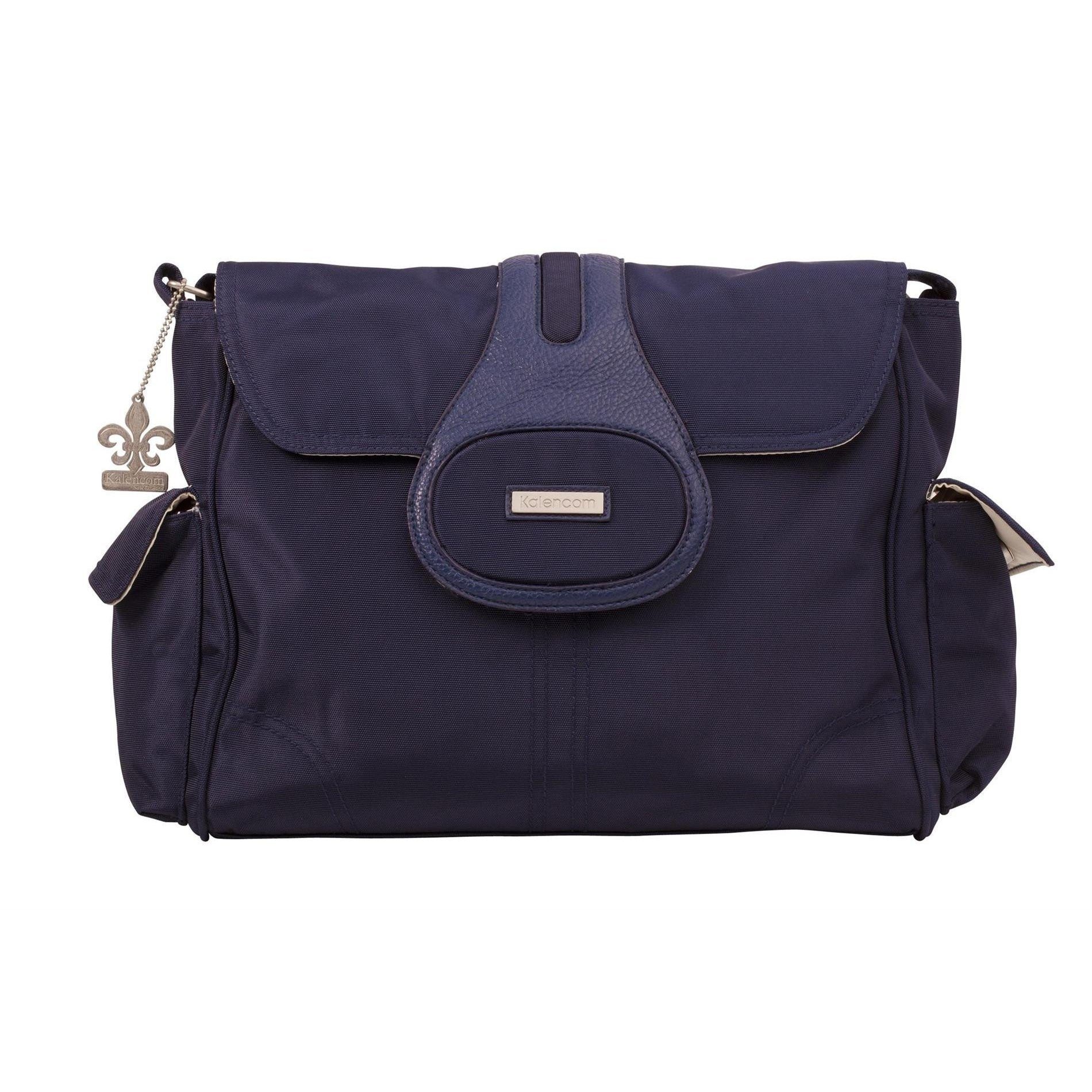 Navy Elite Diaper Bag | Style 2975 - Kalencom-Diaper Bags-Default-Jack and Jill Boutique