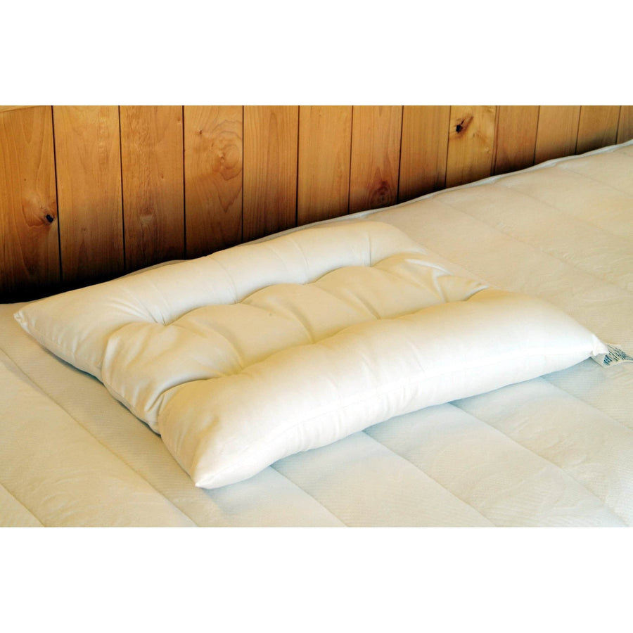 Neck Support- Orthopedic Pillow | Holy Lamb Organics-Pillow-Jack and Jill Boutique