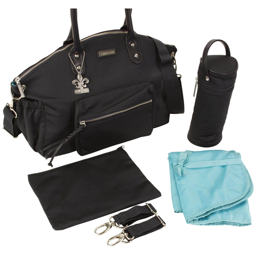 New York - Navy Diaper Bag | Style 2997 - Kalencom-Diaper Bags-Default-Jack and Jill Boutique