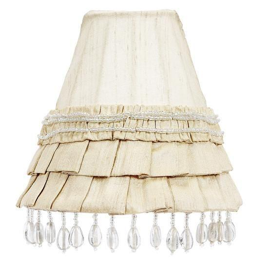 Nightlight - Skirt Dangle - Ivory