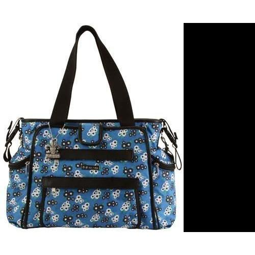 Nola Tote - Fantasia Floral Diaper Bag-Diaper Bags-Default-Jack and Jill Boutique