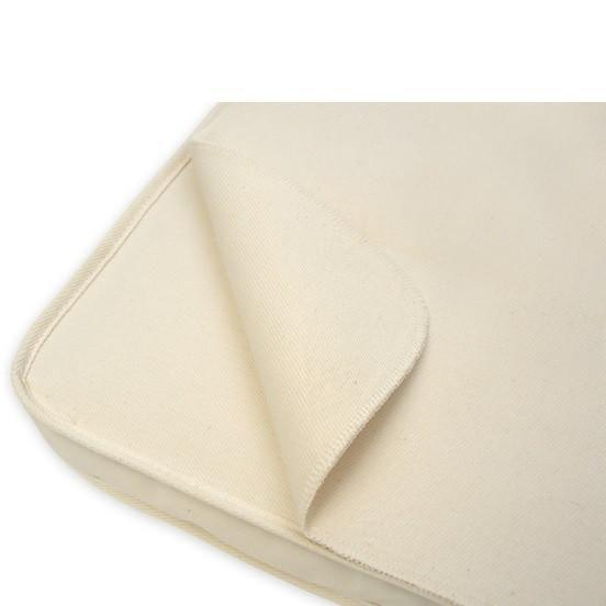 Non-Waterproof Bassinet Flat (15 x 30)-Protector Pads-Default-Jack and Jill Boutique