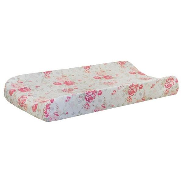 Changing Pad Cover | Nostalgic Rose-Changing Pad Cover-Jack and Jill Boutique