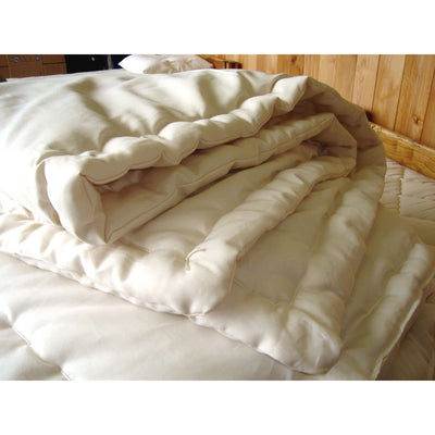 Organic Natural Wool Comforters | Holy Lamb Organics-Comforters-Jack and Jill Boutique