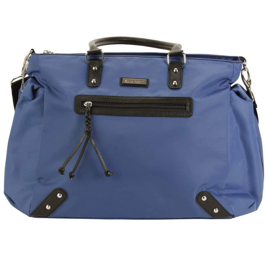 Paris - Marine Blue Diaper Bag | Style 2998 - Kalencom-Diaper Bags-Default-Jack and Jill Boutique