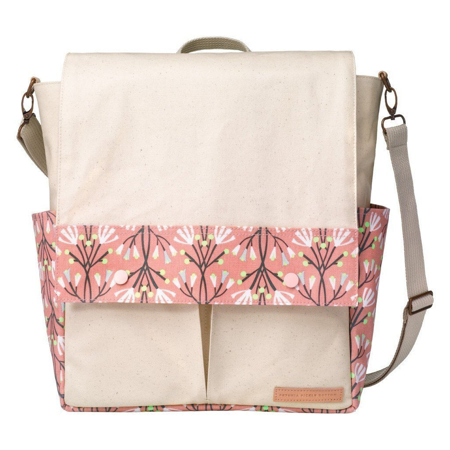 Pathway Pack Diaper Bag in Birch/Blissful Brisbane-Diaper Bags-Jack and Jill Boutique