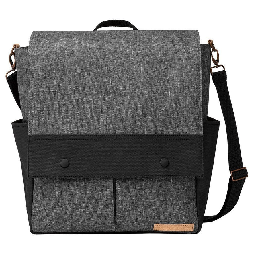 Pathway Pack Diaper Bag in Graphite Black