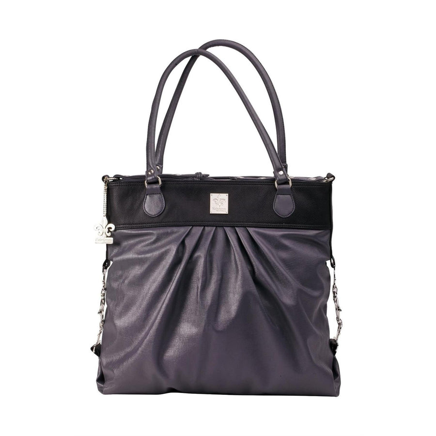 Pewter City Slick - On The Wild Side Diaper Bag