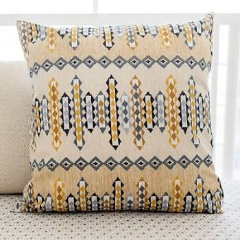 Pillow | Aztec Navajo in Gold-Pillow-Jack and Jill Boutique