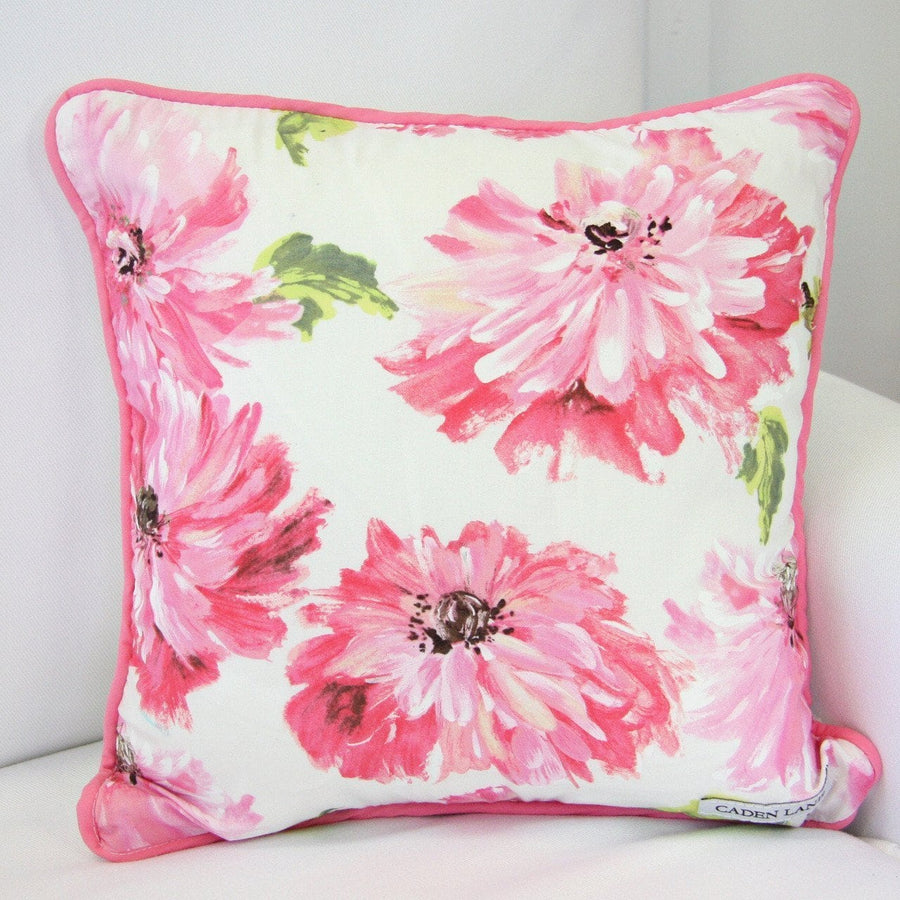 Pillow Cover | Pink Petunia