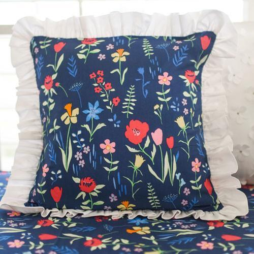 Pillow | Floral Poppyfield-Pillow-Jack and Jill Boutique