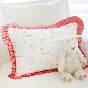 Pillow | Floral Rosemilk-Pillow-Jack and Jill Boutique