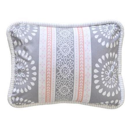Pillow | Harper in Coral