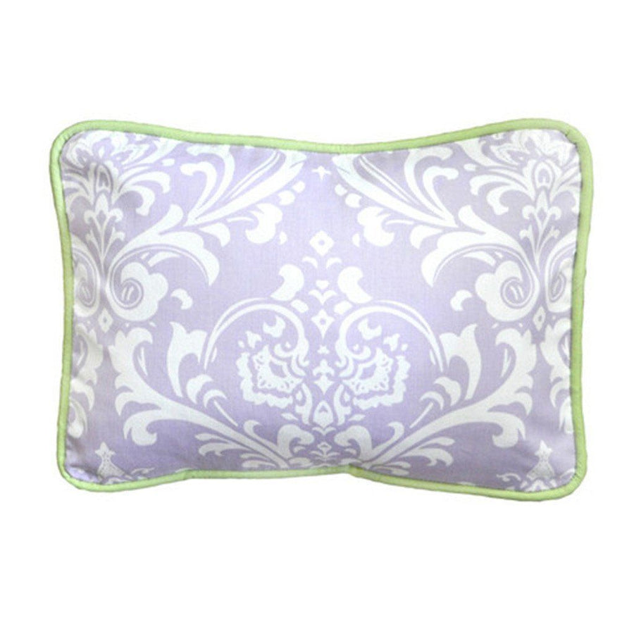 Pillow | Lavender Damask Sweet Violet