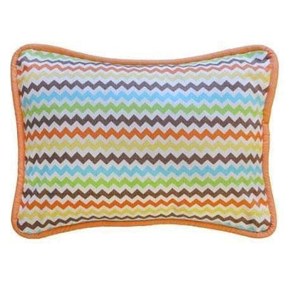 Pillow | Multi Chevron Sante Fe-Pillow-Jack and Jill Boutique