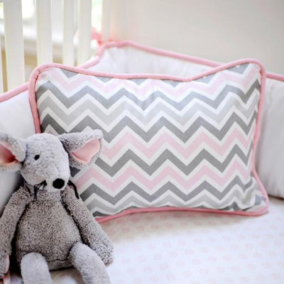 Pillow | Peace, Love & Pink-Pillow-Jack and Jill Boutique
