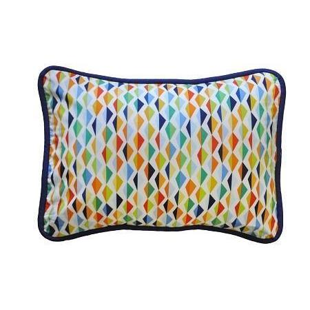 Pillow | Rhapsody in Blue-Pillow-Jack and Jill Boutique