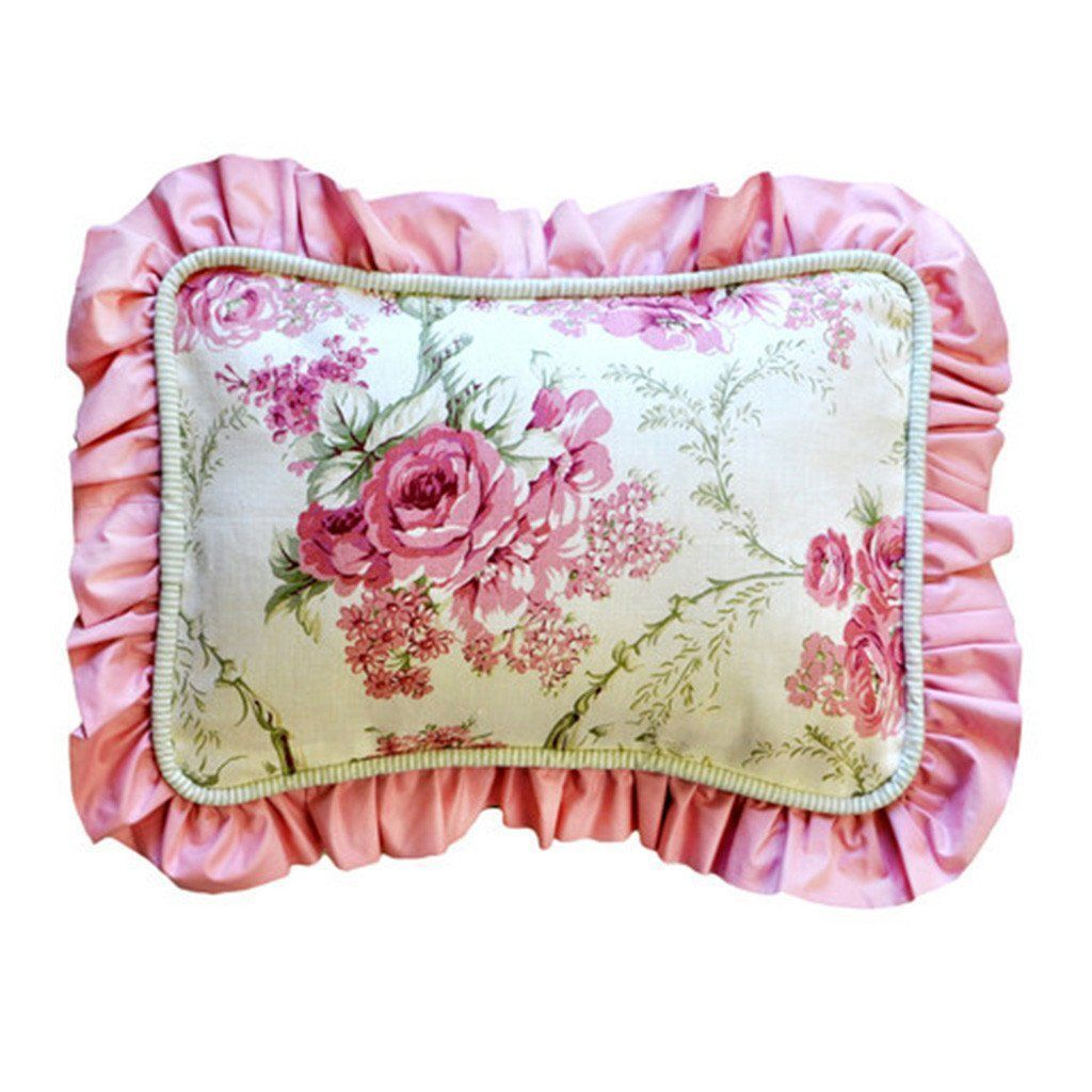 Pillow | Roses for Bella-Pillow-Jack and Jill Boutique