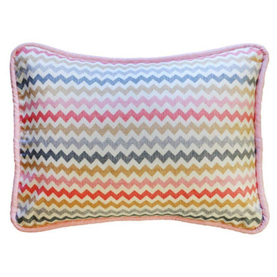 Pillow | Sophie Pink and Khaki-Pillow-Jack and Jill Boutique