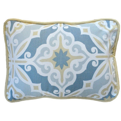 Pillow | Starburst in Gold-Pillow-Jack and Jill Boutique