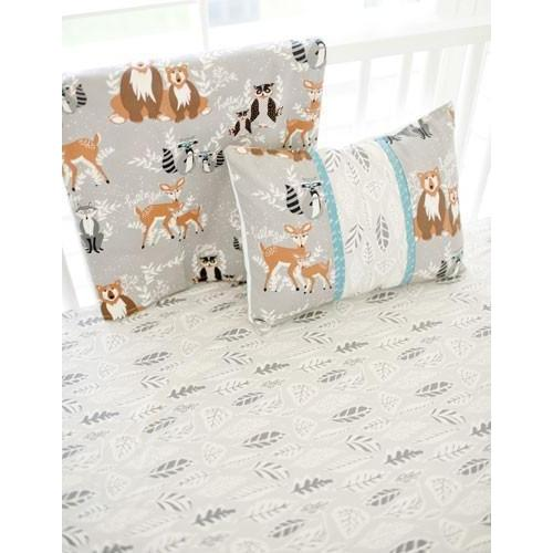 Pillow | Woodland Oh Hello Fog-Pillow-Jack and Jill Boutique