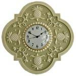 Pineapple Design Wall Clock-Wall Clock-Jack and Jill Boutique