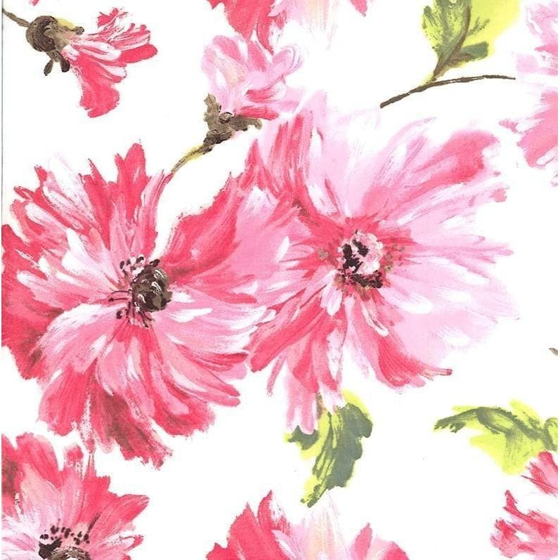 Pink Blossom Tallulah Fabric | 100% Cotton