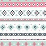 Pink Cheyenne Fabric by the Yard | 100% Cotton