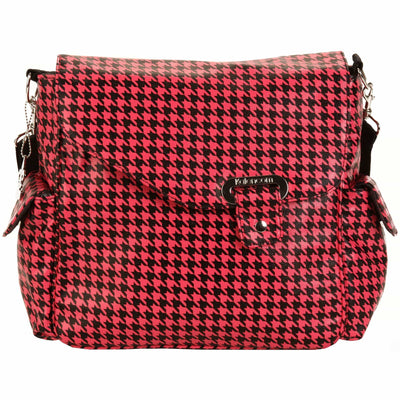 Pink Herringbone Vegan Diaper Bag | Style 2970 - Kalencom-Diaper Bags-Default-Jack and Jill Boutique