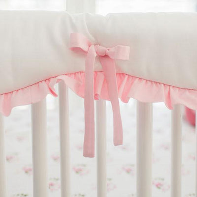 Pink Ombre Baby Bedding Set-Crib Bedding Set-Default-Jack and Jill Boutique