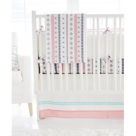 Pink Rio Crib Bedding Set