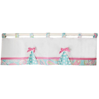 Pixie Baby Bedding in Aqua-Crib Bedding Set-Jack and Jill Boutique