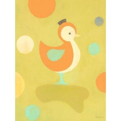 Poser Duckling | Canvas Wall Art-Canvas Wall Art-Jack and Jill Boutique