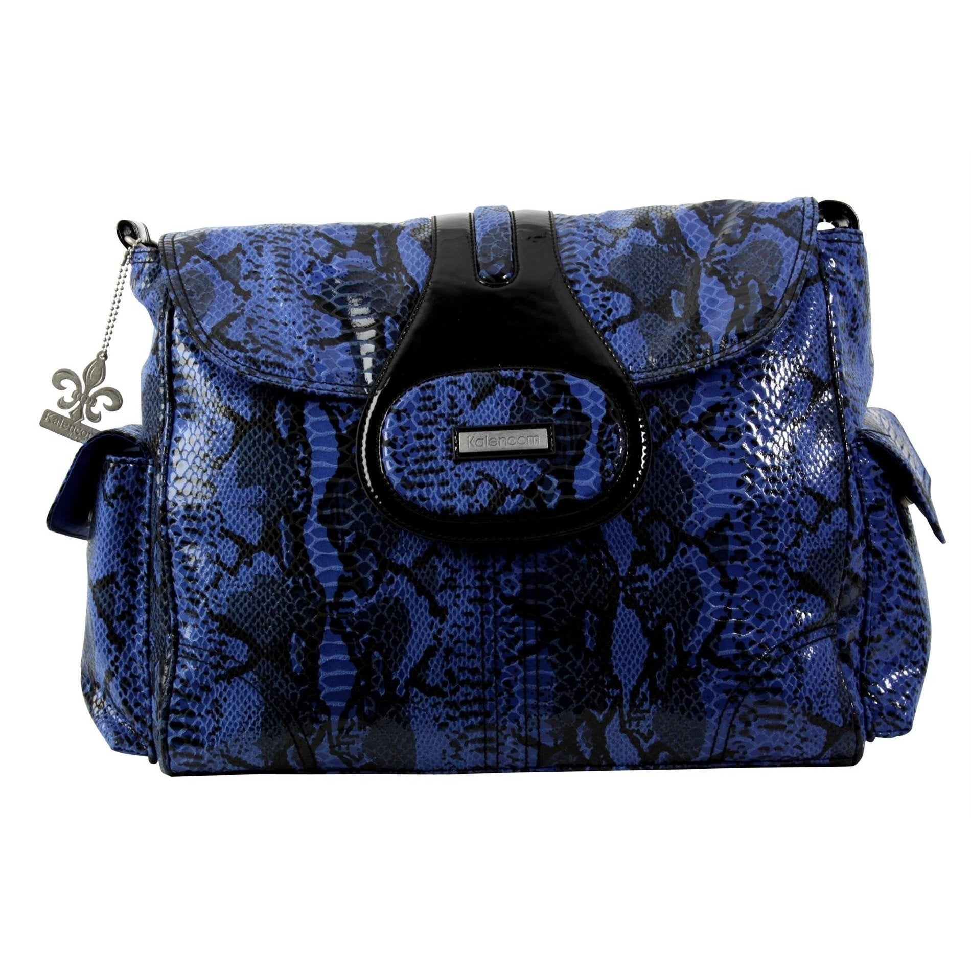 Python Delph Blue Elite Diaper Bag-Diaper Bags-Default-Jack and Jill Boutique